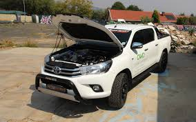 bakkie with lexus v8 engine for sale rg unleashes 327kw toyota hilux iol motoring