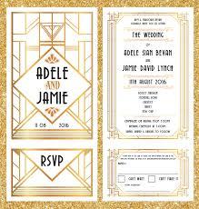 wedding invitations belfast gatsby themed wedding wedfest