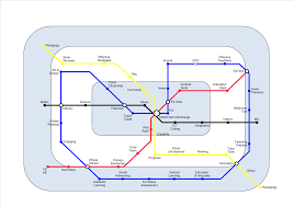Athens Metro Map by Subway Map Maker My Blog