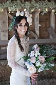 wedding flowers kerry 4 winter flower crown styles for your wedding