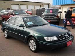 audi a6 1995 used 1995 audi a6 sedan for sale in sd autopten com