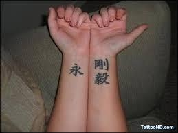 kanji tattoo art and designs page 22