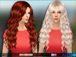 the sims 4 natural curly hair sims 4 hairstyles