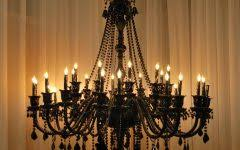 Antique Black Chandelier 12 Ideas Of French Antique Chandeliers