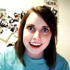 Meme Pictures Blank - overly attached girlfriend meme comics and memes