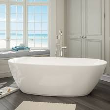 stand alone tub an easy way to add standalone bathtub to the