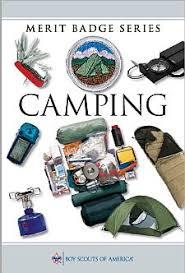 camping merit badge 2012 2013