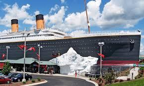 Missouri cruise travel images Titanic branson visit titanic branson groupon jpg