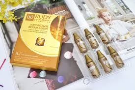 Serum Rudy Hadisuwarno rudy hadisuwarno hair repair serum per box daftar update