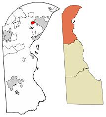 Delaware Zip Code Map by Elsmere Delaware Wikipedia