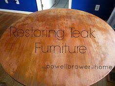 Restore Teak Outdoor Furniture by Cleaning U0026 Sealing Outdoor Teak Furniture Teak Outdoor Furniture