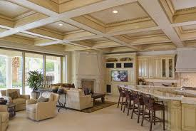 coffered ceiling paint ideas original coffered ceiling idea architectdir