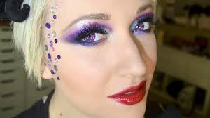 ursula halloween makeup tutorial youtube
