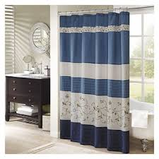 Maytex Mills Shower Curtain Shower Curtains U0026 Rods Extra Long Shower Curtains Jcpenney
