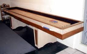 How Long Is A Shuffleboard Table by Shuffleboard Table Ebay