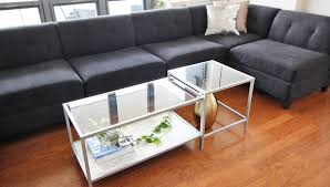 Ikea Vittsjo Coffee Table by How To Change The Color Of Your Coffee Table With Spray Paint