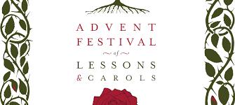 advent lessons carols