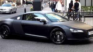 red audi r8 wallpaper audi r8 matte black and red wallpaper 1280x720 3221
