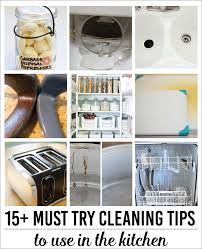 Spring Cleaning Tips Spring Cleaning Tips For The Kitchen Thirty Handmade Days