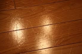 Damaged Laminate Flooring Hardwood Floor Buckling Repair Titandish Decoration