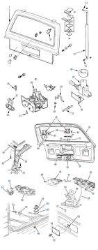 1992 jeep laredo parts jeep xj liftgate parts jeep replacement liftgate parts