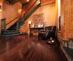 engineered parquet flooring glued mahogany semi gloss
