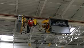 overhead crane modernization