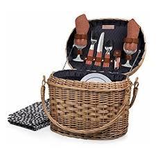 picnic gift basket picnic time highlander bombay picnic basket with