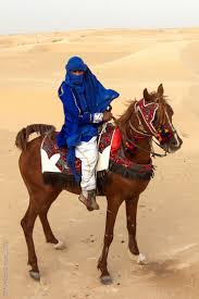 Memory Foam Manrides Tuareg Warrior Sahara Desert Berbers Tuaregs Of The Sahara