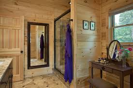 log cabin bathroom ideas pictures of log home bathrooms saveemail log cabin decor for