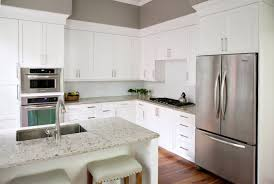 green kitchen cabinets with white countertops most popular kitchen cabinet colors in 2019 plain fancy
