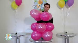 Decoration De Ballon Pour Mariage Arche De Ballons Torsadée Youtube