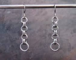 stainless steel earrings hypoallergenic stainless steel earrings etsy