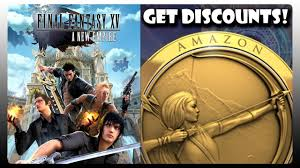 final fantasy xv a new empire get discount with amazon coins