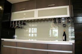 frosted glass backsplash in kitchen frosted glass as kitchen backsplash livemodern your best modern