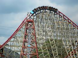 Six Flags Rides New Jersey Rocky Mountain Costruction Rmc Coasterforce