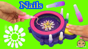 fail make your own custom nails with glitter nail swirl art kit