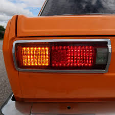 how to make custom led tail lights 1970 1973 datsun 510 led tail lights ba engineering