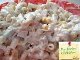 creamy pasta salad recipe creamy pasta salad recipe cold pasta salads how to make pasta salad