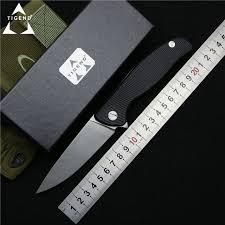 Aliexpress Com Buy Tigend Hati 95 Flipper Folding Knife D2 Blade