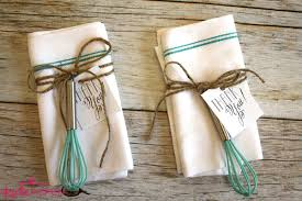 kate aspen wedding favors diy bridal shower whisk tea towel favors kate aspen