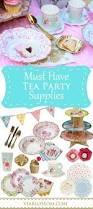 tea party ideas for kids u2013 invitations and decor ideas tea