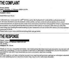 collection of solutions sample reply to a complaint letter