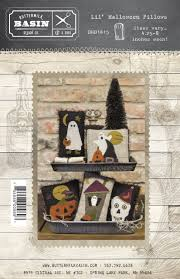 halloween pillows halloween pillows kit u0026 pattern