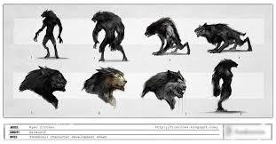 werewolf worksheet web by firecrow78 on deviantart