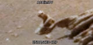 imagenes de marte ocultas por la nasa la nasa oculta una extraña criatura marciana que puede ser pariente
