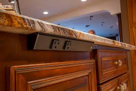 Electrical Outlet Strips Under The Cabinet Task Angled Power Strip Task Lighting For Modern Homes