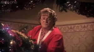 brown s christmas tree mrs brown s revolving christmas tree on coub