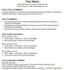How To Build A Resume In Word Make Job Resume Beautiful Idea How To Create A Resume On Word 14