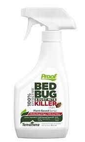 How Can I Kill Bed Bugs Amazon Com Proof Bed Bug Killer Spray 100 Effective Kills